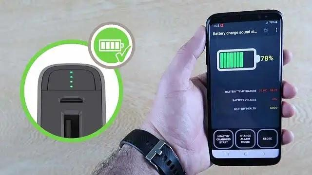 How to conserve the phone battery for a long time